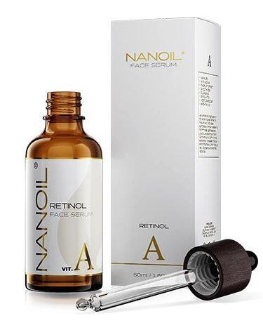 Najlepšie pleťové sérum Nanoil