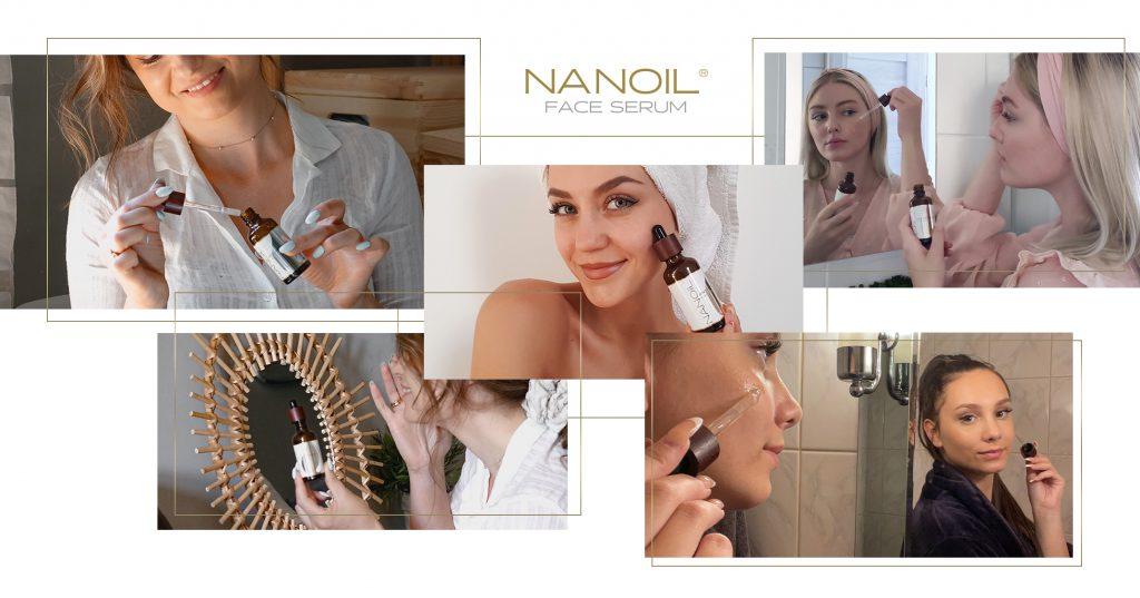 najlepšie produkty na začervenanie tváre Nanoil